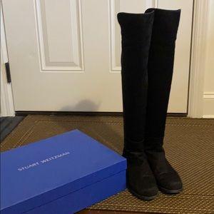 Stuart Weiztman 5050 boots size 7.5M